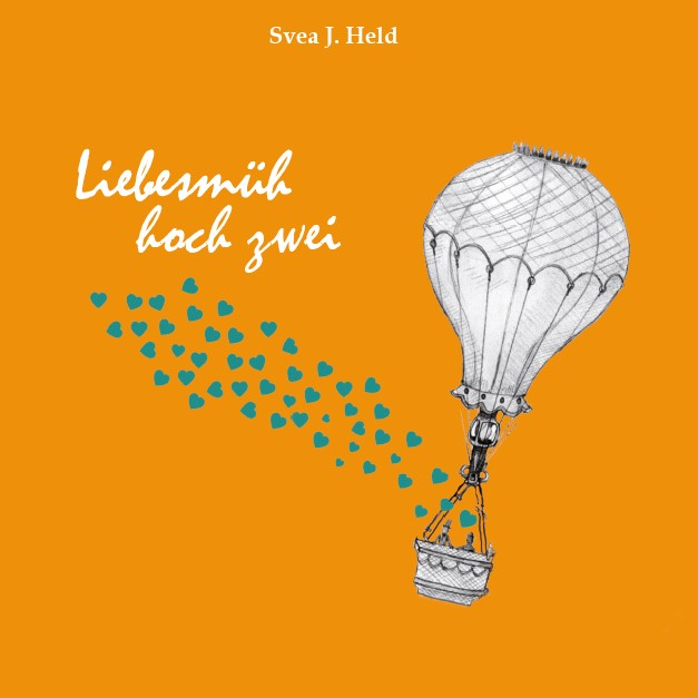 In dem Buch Liebesmüh hoch zwei der Kasseler Autorin Svea J. Held sind einige ihrer Kolumnen über die gewisse Prise Alltagsromantik im Leben als Paar gesammelt.