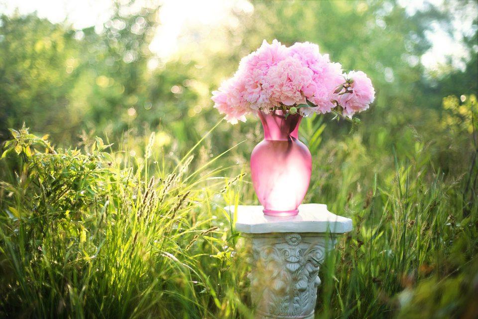 Das Gartengedicht Gebet eines Gärtners, für alle Gärtner