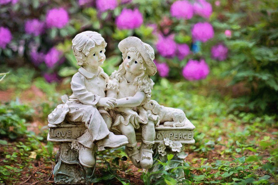 Mehr Zeit mit den Liebsten verbringen, auch im Garten