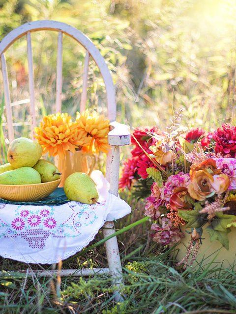 Gesünder leben durch Gartenarbeit