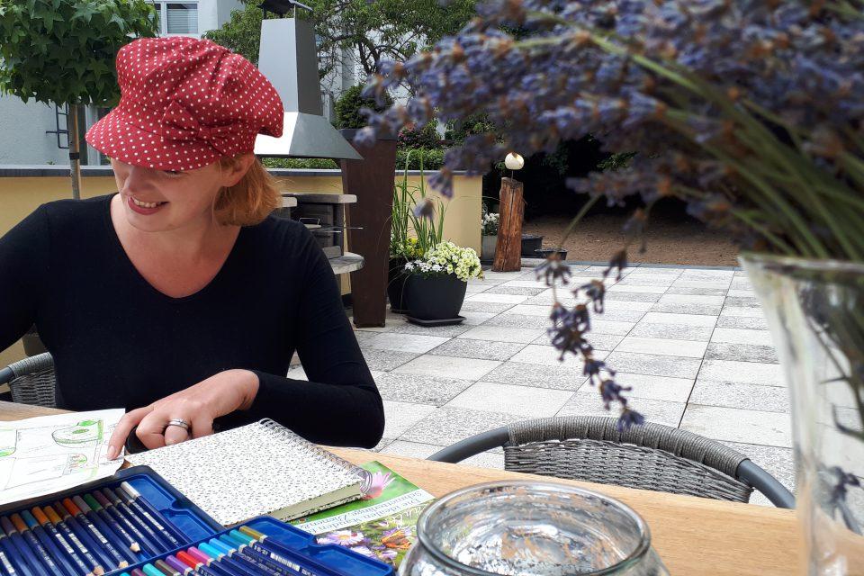 Datenschutzerklärung des Gartenblogs Romantische-Garten-Liebe.de von Svea J. Held aus Kassel.