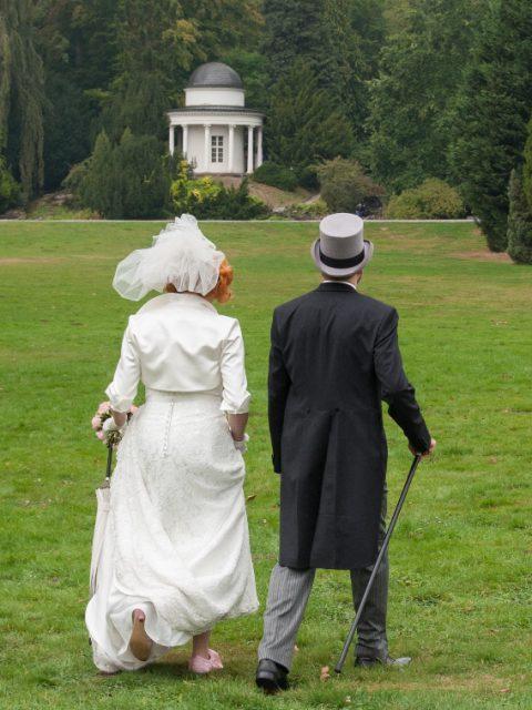 Unsere Hochzeit fand im September 2016 statt, gut ein Jahr nach unserem ersten Treffen. Wir gaben uns das Ja-Wort weil es einfach passt. Worauf hätten wir warten sollen?